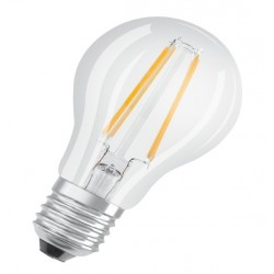 Led Osram Variable forme classique 6.5W (60W) - Blanc chaud